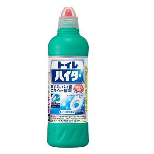 [花王]<br>除菌洗浄トイレハイター 500mL