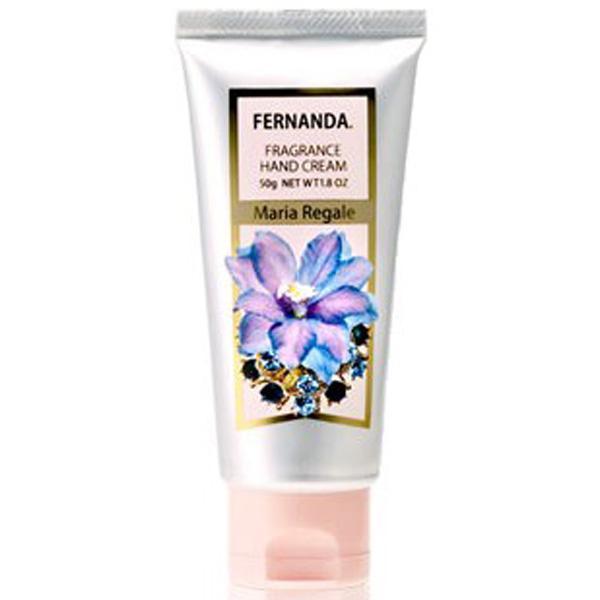 フェルナンダ(FERNANDA) フレグランス ハンドクリーム マリアゲル 50g