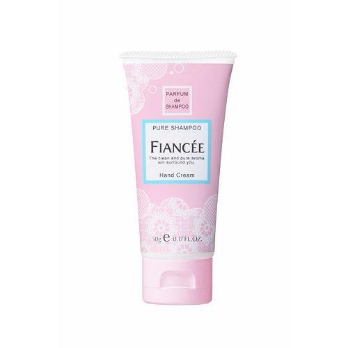 FIANCEE(フィアンセ) <br>ハンドクリーム <br>ピュアシャンプーの香り 50g