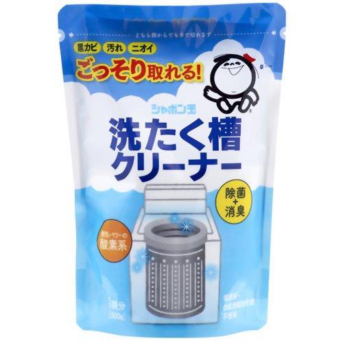 [シャボン玉石けん]<br>洗たく槽クリーナー 500g