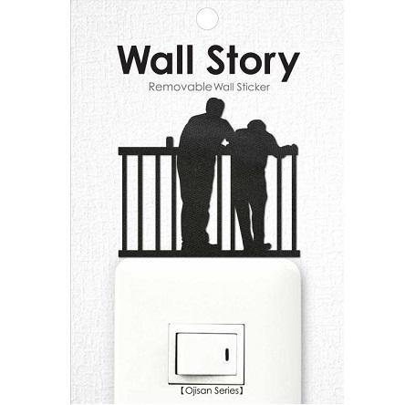 Wall Story(ウォールストーリー) Ojisanシリーズ 相談 WS-O-03