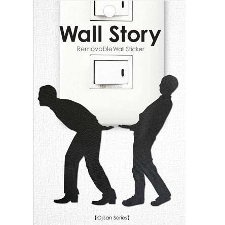 Wall Story(ウォールストーリー) Ojisanシリーズ 運搬 WS-O-04