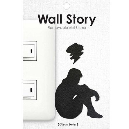 Wall Story(ウォールストーリー) Ojisanシリーズ 憂鬱 WS-O-05