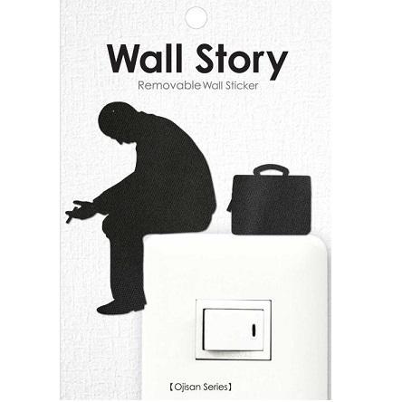 Wall Story(ウォールストーリー) Ojisanシリーズ さぼり WS-O-07