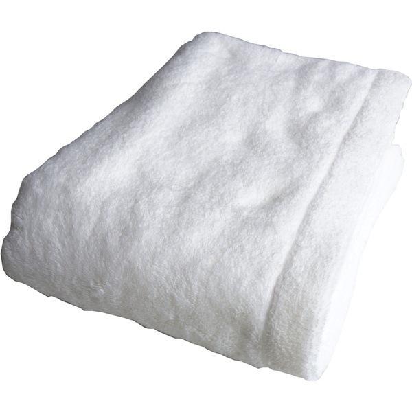 【今治タオル】<br>PREMIUM LONG PILE バスタオル ホワイト
