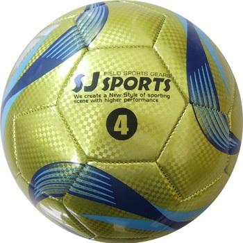 サッカーボール D ゴールド 4号