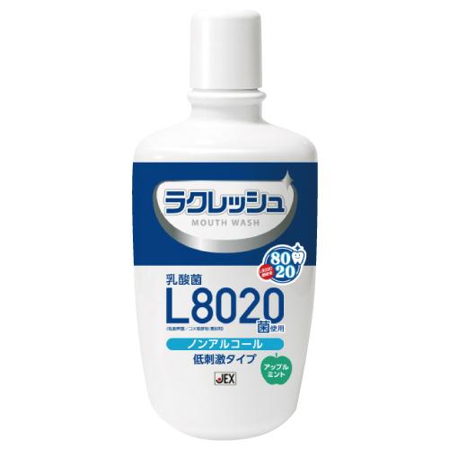 [ジェクス]<br>ラクレッシュ L8020菌入 マウスウォッシュ 300mL