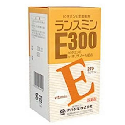 【第3類医薬品】<br>[伊丹製薬]<br>ランスミンE300 (270カプセル)
