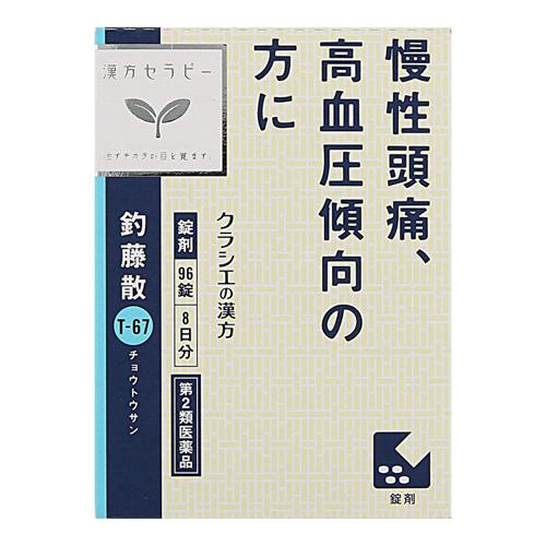 【第2類医薬品】<br>[クラシエ薬品]<br>JPS 釣藤散料エキス錠N 96錠