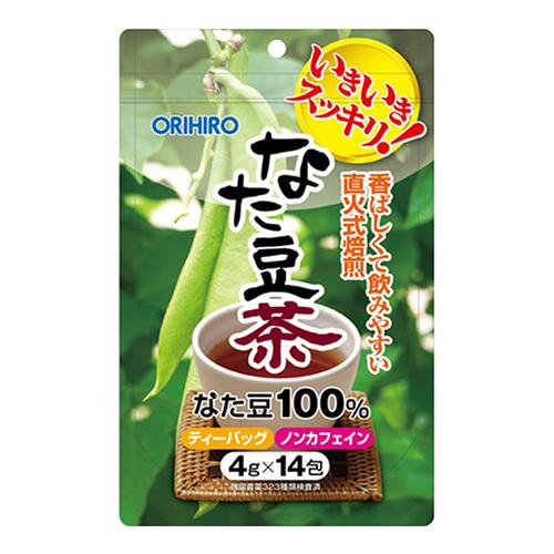 [オリヒロ]<br>なた豆茶 4g×14包