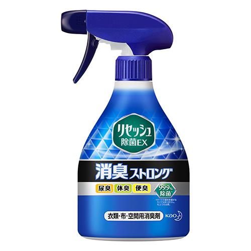 [花王]<br>リセッシュ 除菌EX 消臭ストロング 370mL