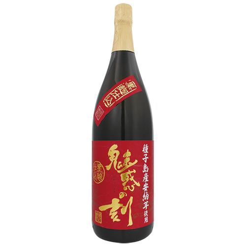 [吹上焼酎]<br>本格芋焼酎 魅惑の刻(芋25度)1800ml