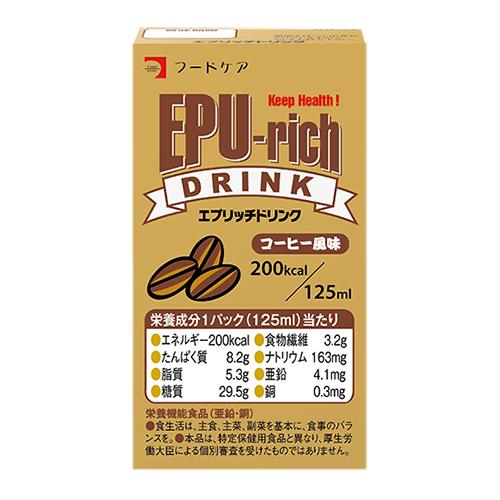 エプリッチドリンク コーヒー風味 125ml