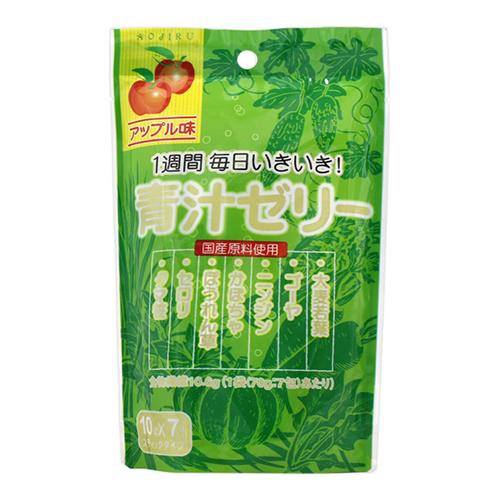 青汁ゼリー 70g(10g×7包入)