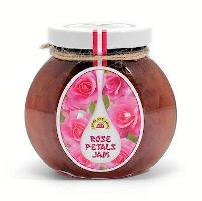 【数量限定】<br>[Jam&Jam]<br>ブルガリア産 ローズペタルジャム 230g