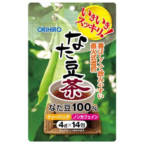 [オリヒロ]<br>なた豆茶 56g(4g×14包入)
