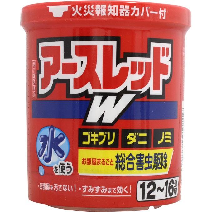 【第2類医薬品】<br>[アース製薬]<br>アースレッドW 12-16畳用