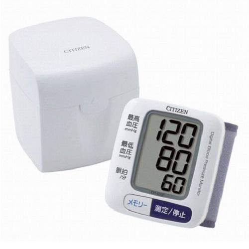 シチズン電子血圧計CH-650F1台