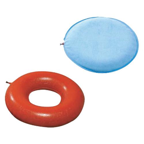 オンリーワン 円座 15DX 弁柄色 15インチ 青