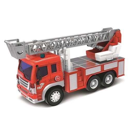 スーパーフリクションカー はしご消防車