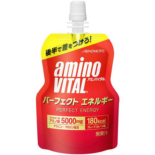 [味の素]<br>アミノバイタル パーフェクトエネルギー 130g