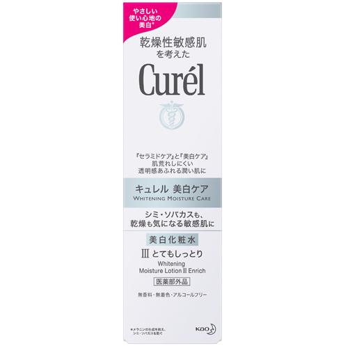 [花王]<br>キュレル(Curel) 美白化粧水III とてもしっとり 140ml