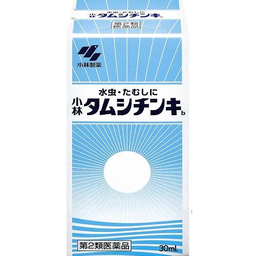 【第2類医薬品】【セ税】<br>[小林製薬]<br>タムシチンキ 30ml