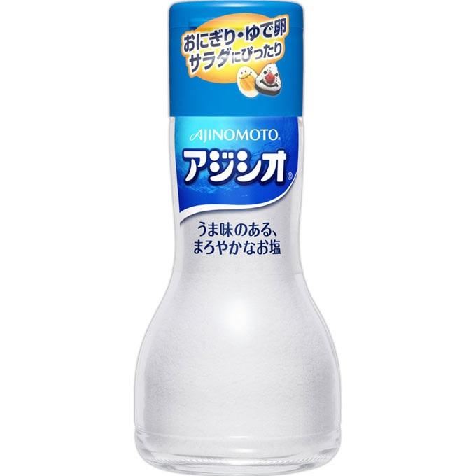 [味の素]<br>アジシオ  ワンタッチ瓶 110g
