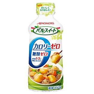 [味の素]<br>パルスイート カロリーゼロ 液体タイプ ボトル 350g