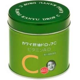 【第(2)類医薬品】<br>【数量限定】<br>カワイ肝油ドロップC 150粒