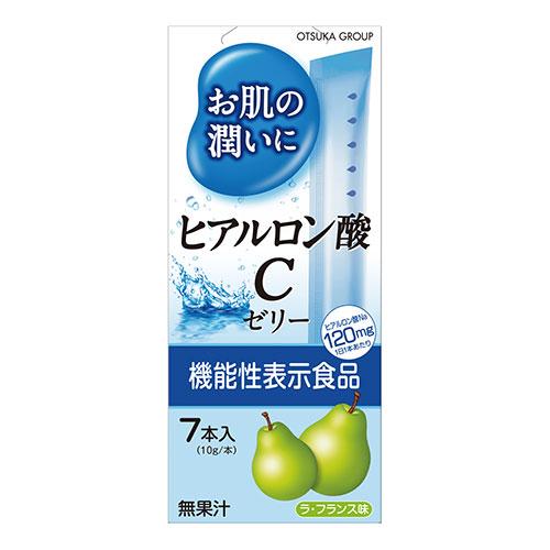 [アース]<br>お肌の潤いにヒアルロン酸Cゼリー 7本入