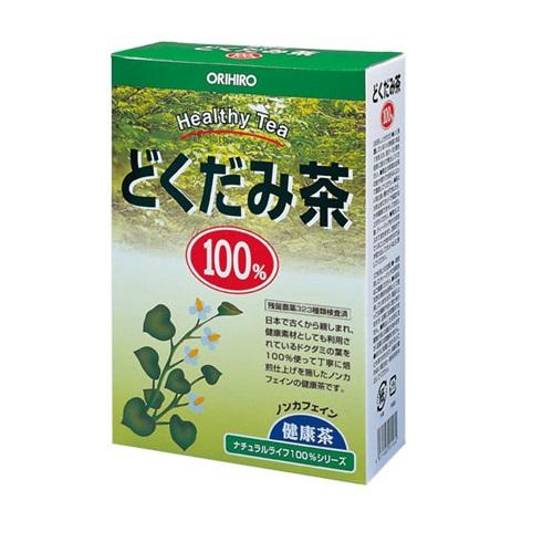 [オリヒロ]<br>NLティー100% どくだみ茶 26包
